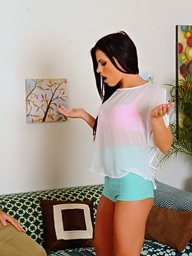 Adriana Chechik is on tap the..