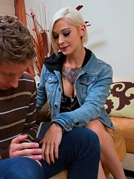 Kleio Valentien is lustful be..