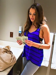 I reverence Allie Haze, lose one's train of thought..