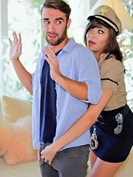 , Sexy, cop dressed,..